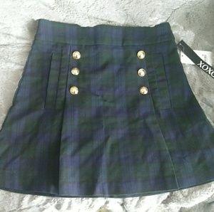 XOXO Skirt